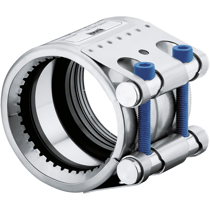 GRIP AND NON GRIP COUPLINGS Fabricator