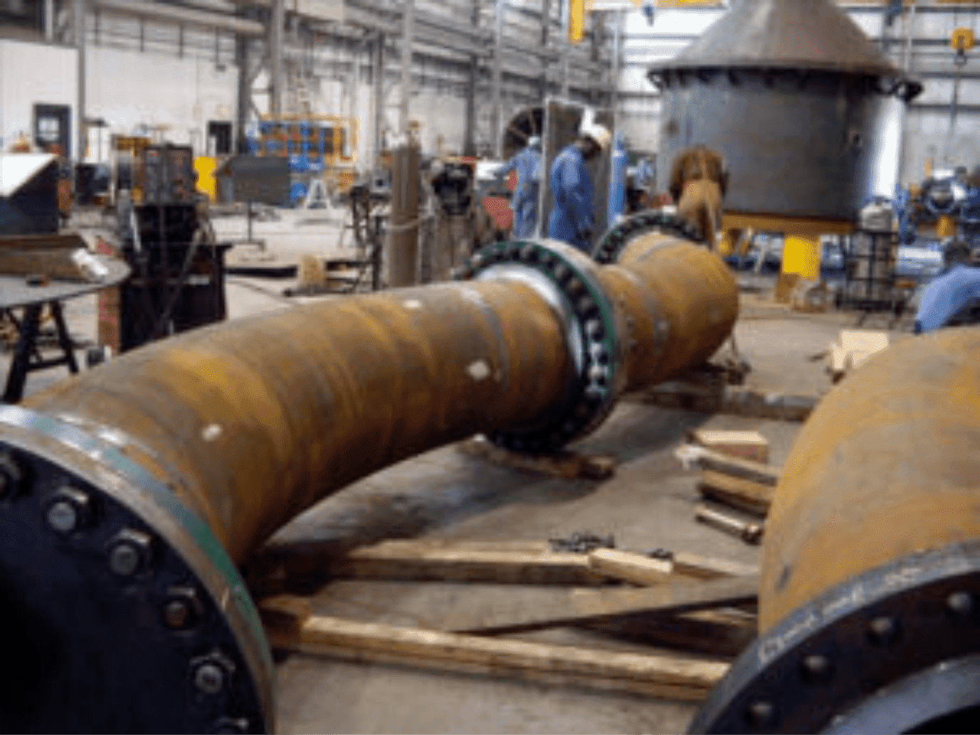 Pipe Spool Internal & External Coated Fabricator and supplier