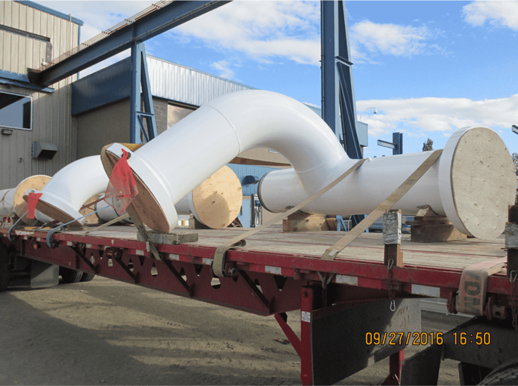 Pipe Spool Internal & External Coated Manufacturer and Exporter
