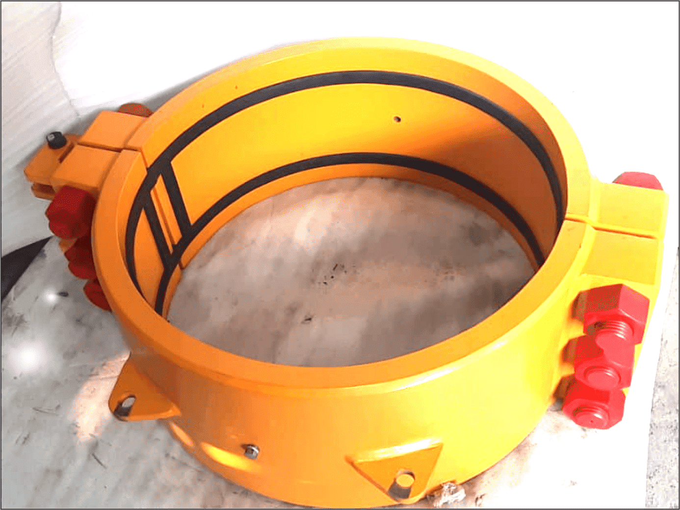Split Repair Clamps Manufacturer and Exporters